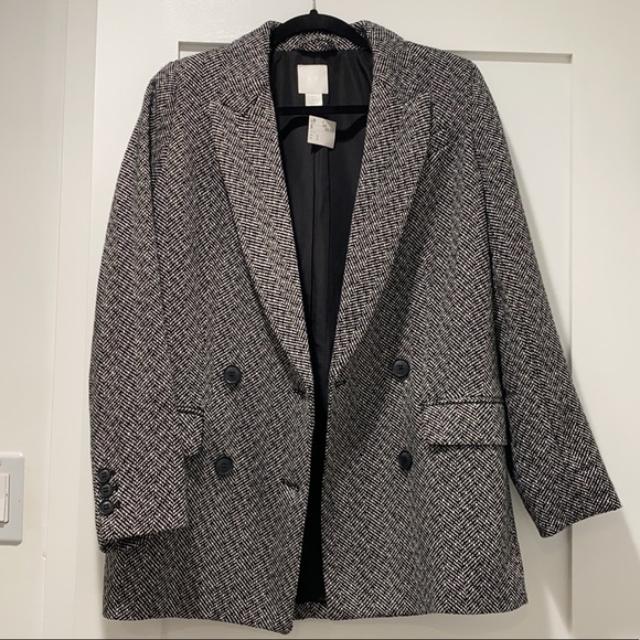 Hm oversized blazer